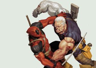 Deadpool sfondi gratuiti per cellulari Android, iPhone, iPad e desktop