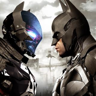 Batman Arkham Knight - Obrázkek zdarma pro 208x208