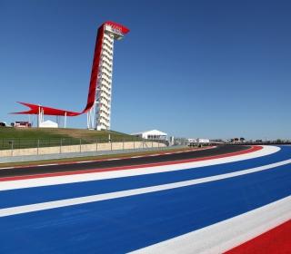 United States Grand Prix - Formula 1 - Obrázkek zdarma pro 208x208