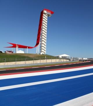 United States Grand Prix - Formula 1 - Obrázkek zdarma pro iPhone 4