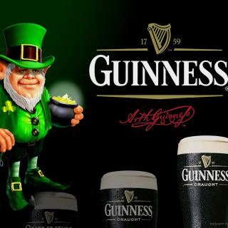 Guinness Beer - Obrázkek zdarma pro iPad Air