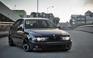Bmw E39 Picture for Android, iPhone and iPad
