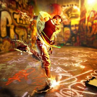 Street Dance - Obrázkek zdarma pro iPad 3
