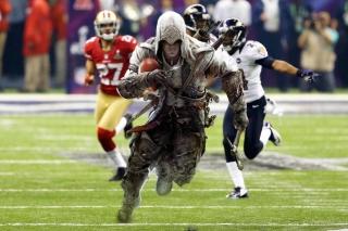 Assassins Creed 4 Super Bowl - Obrázkek zdarma pro Samsung I9080 Galaxy Grand