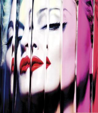 Madonna Mdna - Obrázkek zdarma pro 768x1280