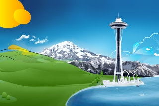 Windows Metro Background for Android, iPhone and iPad