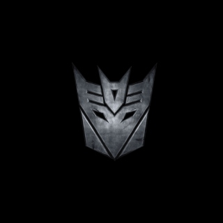 Transformers Logo - Obrázkek zdarma pro iPad 3