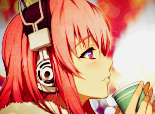 Free Super Sonico Picture for Android, iPhone and iPad