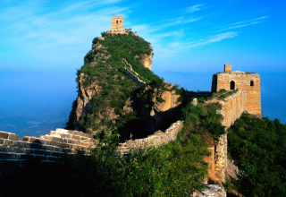 China Great Wall Picture for Android, iPhone and iPad