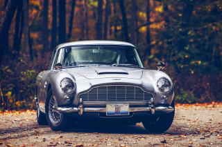 Aston Martin DB5 Picture for Android, iPhone and iPad