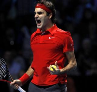 Federer Roger - Obrázkek zdarma pro iPad mini 2