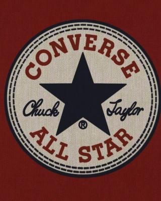 Converse All Star - Obrázkek zdarma pro Nokia 206 Asha