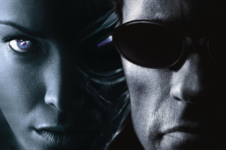 Terminator 3 Rise Of The Machines Background for Android, iPhone and iPad