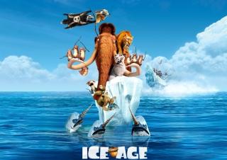 Ice Age Continental Drift - Obrázkek zdarma pro 1024x768