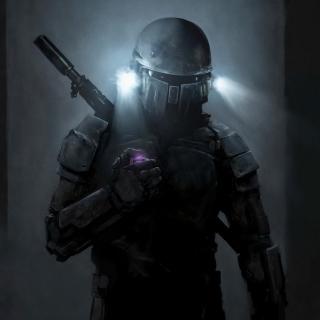CS Soldier - Obrázkek zdarma pro 208x208