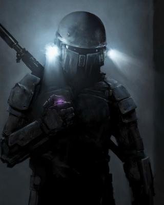 CS Soldier - Obrázkek zdarma pro 360x400