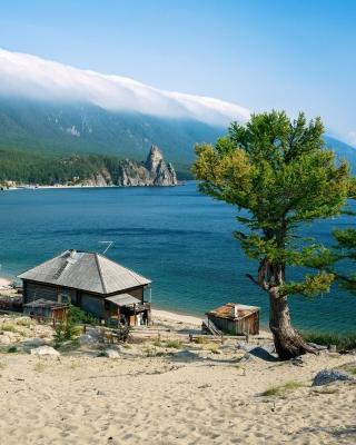 Lake Baikal - Obrázkek zdarma pro Nokia C5-05