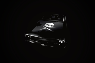 Chevrolet Death Proof Background for Android, iPhone and iPad