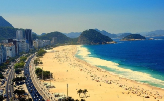 Rio De Janeiro Background for Android, iPhone and iPad
