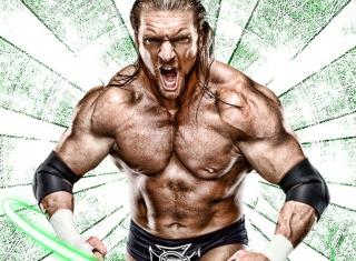 Triple H - Obrázkek zdarma pro Sony Xperia Tablet Z