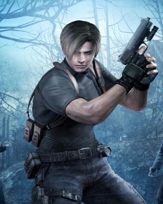 Resident Evil 4 - Obrázkek zdarma pro 128x160