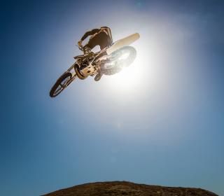 Motorcycle Extreme - Obrázkek zdarma pro iPad mini 2