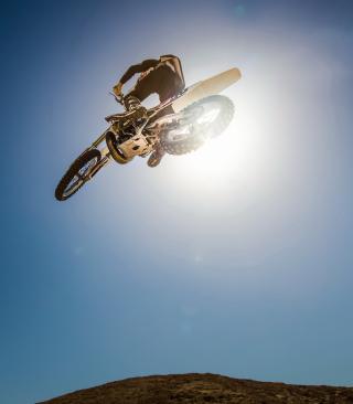 Motorcycle Extreme - Obrázkek zdarma pro Nokia 300 Asha