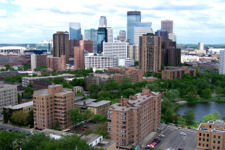 Minneapolis Background for Android, iPhone and iPad