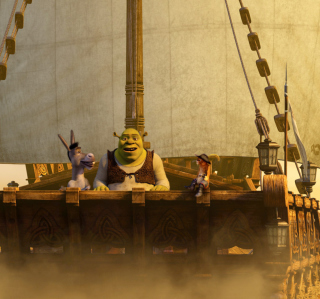 Shrek 3 - Obrázkek zdarma pro iPad mini