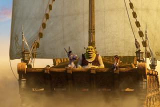 Shrek 3 - Obrázkek zdarma pro LG Nexus 5