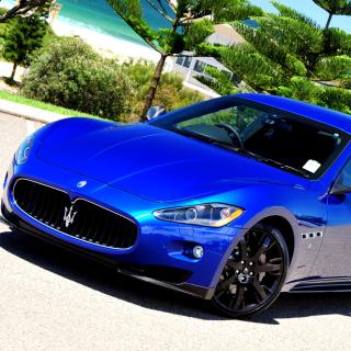 Maserati GranTurismo S MC Shift - Obrázkek zdarma pro iPad mini 2
