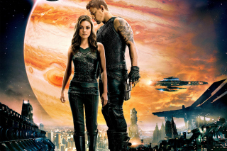 Jupiter Ascending Wallpaper for Android, iPhone and iPad