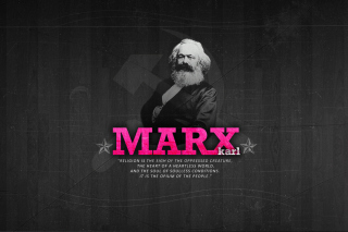 Free Politician Karl Marx Picture for Android, iPhone and iPad