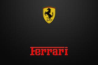 Ferrari Emblem - Obrázkek zdarma pro 1024x768