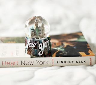 I Heart New York - Obrázkek zdarma pro 2048x2048