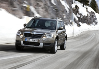 Skoda Yeti Wallpaper for Android, iPhone and iPad
