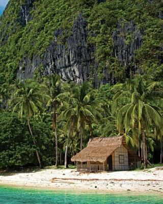 El Nido, Palawan on Philippines - Obrázkek zdarma pro Nokia X1-00