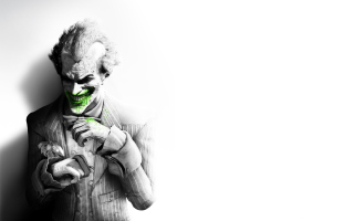 The Joker Arkham City Wallpaper for Android, iPhone and iPad