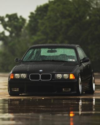BMW E36 M3 - Obrázkek zdarma pro 240x432