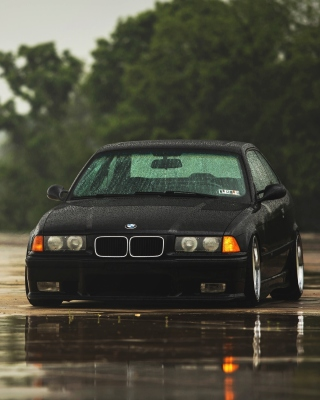 BMW E36 M3 - Obrázkek zdarma pro Nokia X2