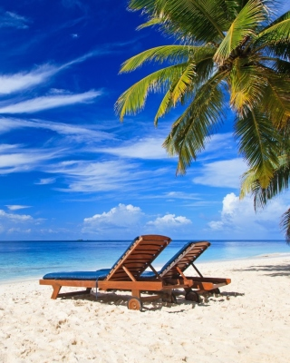 Luxury Resorts Maldives - Obrázkek zdarma pro Nokia Asha 306