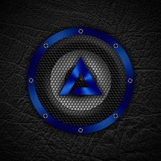 Hi tech Aimp Player - Obrázkek zdarma pro 208x208
