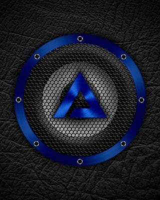 Hi tech Aimp Player - Obrázkek zdarma pro 480x800