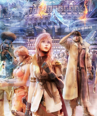 Final Fantasy XIV - Obrázkek zdarma pro 240x432