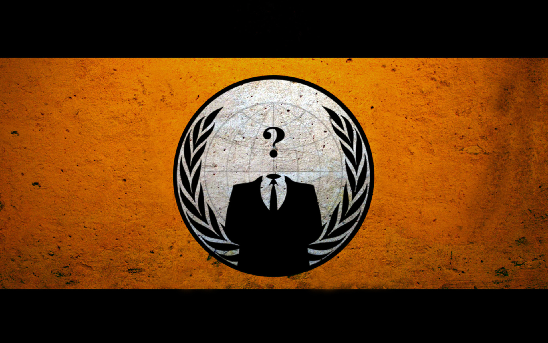 Anonymous Hacktivist Wallpaper for 1920x1200