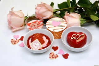 Free Dessert for My Love Picture for Android, iPhone and iPad