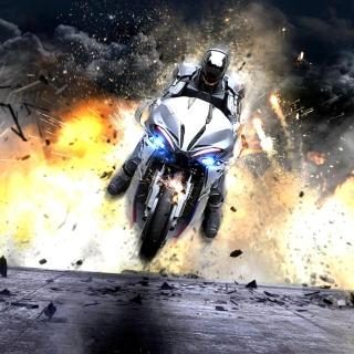 Robocop - Obrázkek zdarma pro 1024x1024
