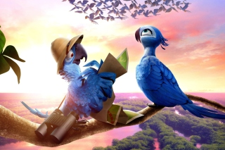 Rio 2 Background for Android, iPhone and iPad