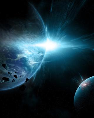Planet System - Obrázkek zdarma pro 132x176