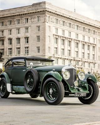 Bentley Speed Six 1930 - Obrázkek zdarma pro 176x220